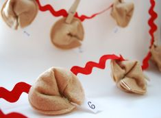 Advent Calendar PDF Sewing Pattern Felt Fortune by mamadothat, $10.00