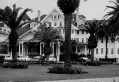 BELLEVIEW BILTMORE HOTEL, Clearwater FL. Demolition crews have begun the months-long task of stripping and razing the 118-year-old complex. making way for a town house and condominium community on the site that once entertained the rich and famous. Tribune File Photo. Undated.