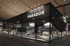 Monolithic, Parador >> D'art Design Gruppe @ Domotex, Branchentag Holz, Germany