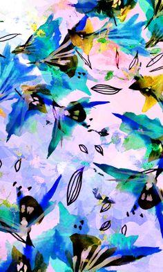 Gayleigh Chester- Surface pattern/ Textiles Designer. Latest work