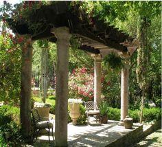 Garden Arbors Plans | Pergolas / Gazebo (shared via SlingPic)