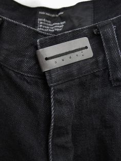 Ck Jeans, Denim Pants Mens, Clothing Apps, Polo Shirt Design, Clothing Packaging, Leather Label, Fashion Details, Fashion Design, Denim Branding