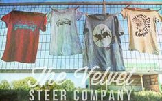 western tanks and tee's. facebook.com/thevelvetsteerco