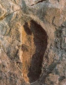 Ancient aliens 544091198736143182 - Nephilim Giants and their huge ancient footprints have set in stone. Source by markdavids Aliens And Ufos, Ancient Aliens, Ancient History, Art History, European History, American History, Ancient Mysteries, Ancient Artifacts, Weird World