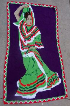 Jam made: Tapestry Crochet Artist Diego Juárez Viveros has some Great news for you!