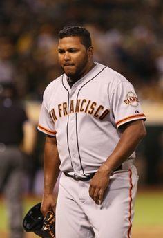 San Francisco Giants Jean Machi