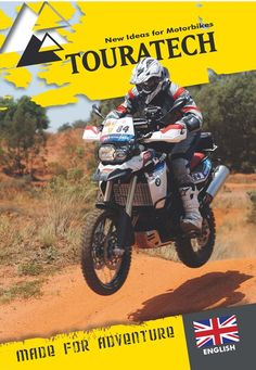 Touratech Adventure Motorcycle Gear