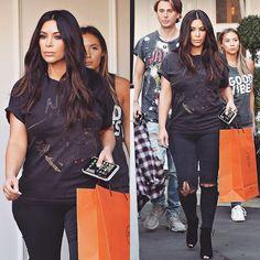 Kim leaving Epione in Beverly Hills, LA yesterday 10.3.16 | #KimKardashian #KimKardashianWest #KimK #Kim #Kardashian #Kardashians #Kimye #KanyeWest #NorthWest #Kuwtk @KimKardashian