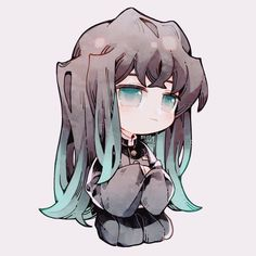 c Truy?n [kimetsu no Yaiba ] Doujinshi ?o?u ) - Mui-chan và mui-kun - - Wattpad - Wattpad All Anime, Anime Chibi, Kawaii Anime, Manga Anime, Anime Art, Demon Slayer, Slayer Anime, Anime Angel, Anime Demon