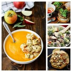 Savoury Apple Recipes for Fall Family Meals and Entertaining Apple Recipes Dinner, Fall Recipes, Healthy Family Meals, Kids Meals, Fall Family, Cooking With Kids, Main Meals, Cooking Recipes, Entertaining