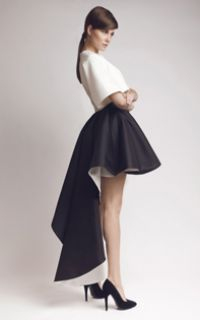I think I want everything in Ashi Studios collection. And to be famous so I can wear it all.