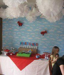 De Plane! De Plane!  Birthday - Airplane
