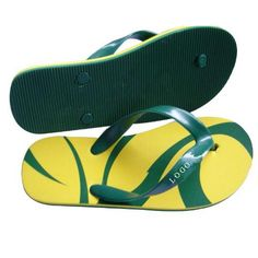 f9f350bb18f These flip flops with a logo will be impressive in the sand. Ideal for  members