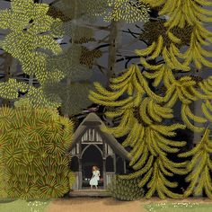 Tea in the Summerhouse Jane Newland