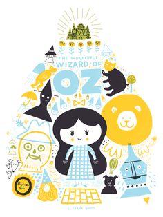 The Wonderful Wizard of Oz...