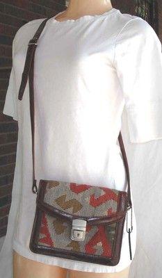 KILIM ART NEW purse TURKISH CARPET shoulder bag CROSSBODY