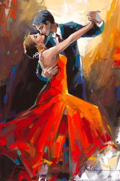The Story Behind Anatoly Metlan's Flamenco Dancers – Dancers art can find Flamenco and more on our website.The Story Behind Anatoly Metl. Oil Painting App, Artist Painting, Woman Painting, Diwali Painting, Wedding Painting, Dance Paintings, Flamenco Dancers, Art Corner, Jolie Photo