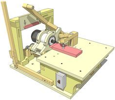 router jig for cutting joints