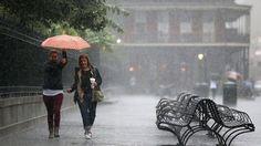 Hurricane Nate becomes fourth hurricane to hit the U.S. in 6 weeks