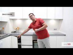 Aprovecha el espacio en tu pequeña cocina - YouTube Cabinet, Storage, Youtube, Furniture, Home Decor, Small Kitchen Designs, Cuisine Design, Cooking Videos, Kitchen White