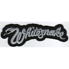 Whitesnake - Logo hihamerkki Band Jacket, Logo, Accessories, Fashion, Moda, Logos, Fashion Styles, Fashion Illustrations, Environmental Print