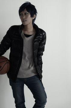 Daiki Aomine (Kuroko's Basketball) by tsukasa - WorldCosplay