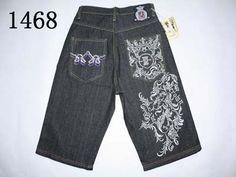 Crown Holder(Shorts)Jeans-006