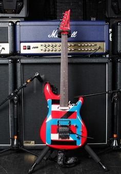 Joe Satriani guitars