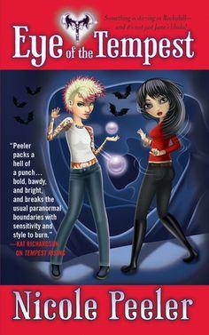 Eye of the Tempest (Jane True #4)  by Nicole Peeler