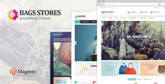 Ves Bags Store - Responsive Magento Theme
