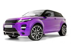 Range Rover Evoque 2012 GTS Review