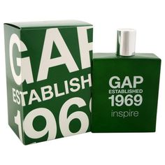 Gap Inspire Men's 3.4-ounce Eau de Toilette Spray
