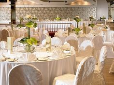 The Gleneagle Hotel in Kerry, caters for weddings of from per person. Hotel Wedding Venues, Wedding Catering, 5 Star Hotels, Ireland, Table Settings, Castle, Table Decorations, Home Decor