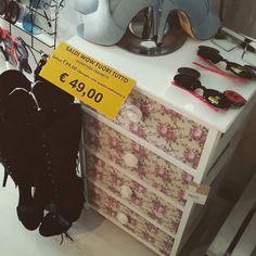 #sbarazzotutto #prezziincredibili #cassettiera #49euro