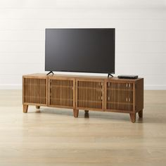 "Marin Natural 75.25"" Media Console 