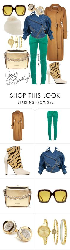 """""""Lookbook Style"""" by stylistinme ❤ liked on Polyvore featuring Victoria Beckham, Balmain, 3.1 Phillip Lim, Alaïa, Alexander McQueen, Gucci, ANTONINI, SO & CO and Lola"""