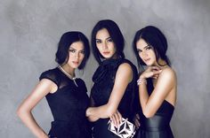 @araarida @bea.santiago and @piawurtzbach #FashionPhotography @tofftiozon #Makeup @justineclaudia #Hairstyle @markfamilara #MissUniverse #MissUniverse #MissInternational by lsjstyle