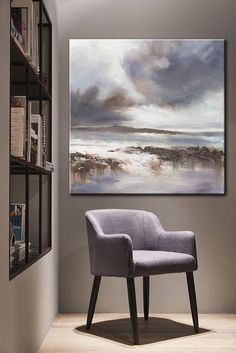 CLICK Visit above for more options Extra Large Wall Art, Large Art, Picture Frame Art, Simple Acrylic Paintings, Large Canvas Art, Photo Canvas, Texture Painting, Grey Walls, Contemporary Paintings