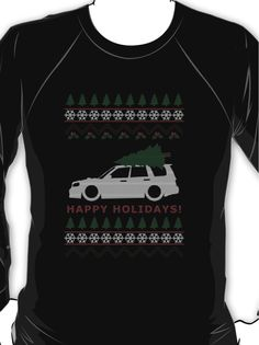 Forester Ugly Christmas Sweater (SG5) Sweatshirt https://bellanblue.com