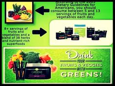 Do you eat 8+ servings of fruits and veggies every single day? If not than you need Greens by It Works! Our Greens gives you 8+ servings of organic GMO fruits and veggies in a powder form. Just mix 2 tiny scoops with water or juice! for more information call/text 414-758-0077 #greens #fruits #veggies #nutrition #superfoods #detoxifies #energize #energy #water #hydrate #juice #moms #dads #workingmoms #homemommies #busymoms #men #women #teacher #collegestudent #hairstylist #changinglives…
