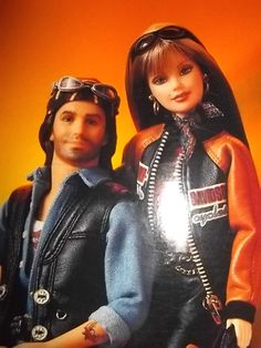 2000 Mattel Harley Davidson Ken Doll   eBay