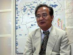 FRAM KITAGAWA. Coordinador General de Echigo-Tsumari Art Necklace Project y Director General del Echigo-Tsumari Art Triennial.