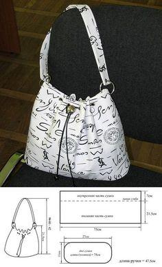 Sewing Purses And Bags 28 Ideas Handbag Patterns, Bag Patterns To Sew, Duffle Bag Patterns, Sewing Patterns, Patchwork Bags, Quilted Bag, Patchwork Quilting, Bag Quilt, Diy Sac