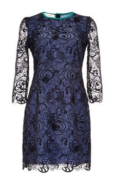 Lace Dress by Aquilano.Rimondi Now Available on Moda Operandi