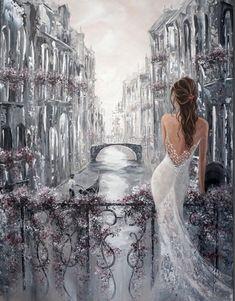 Isabella Karolewicz, Artist - My Gallery - 6 Art Works - Shop Woman Painting, Painting & Drawing, Black Painting, Painted Ladies, Australian Art, Cross Paintings, Female Art, Amazing Art, Fashion Art