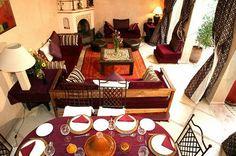 carpettes de style marocain