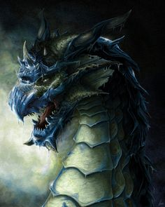http://uncle91.deviantart.com/art/A-frost-dragon-134841889