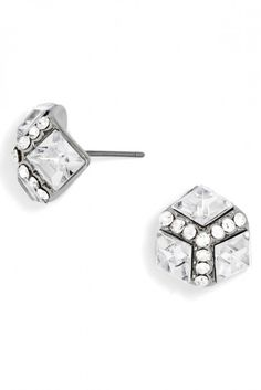 BaubleBar 'Ice' Stud Earrings