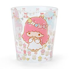 My Melody & Little Twin Stars 40th acrylic Cup