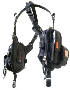 Civilian Lab Loader RG _ Flashlight/Tools and Camera/GPS Multi-Function Chest Pack $109.99